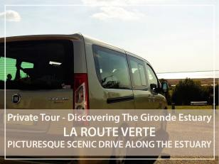 Full day private tour along the Gironde estuary