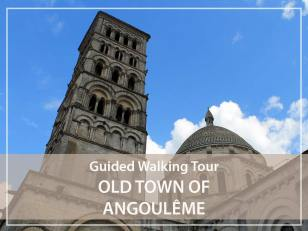 Guided walking tour : old town of Angoulême