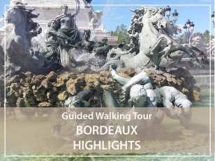 Guided Walking Tour : Bordeaux must sees
