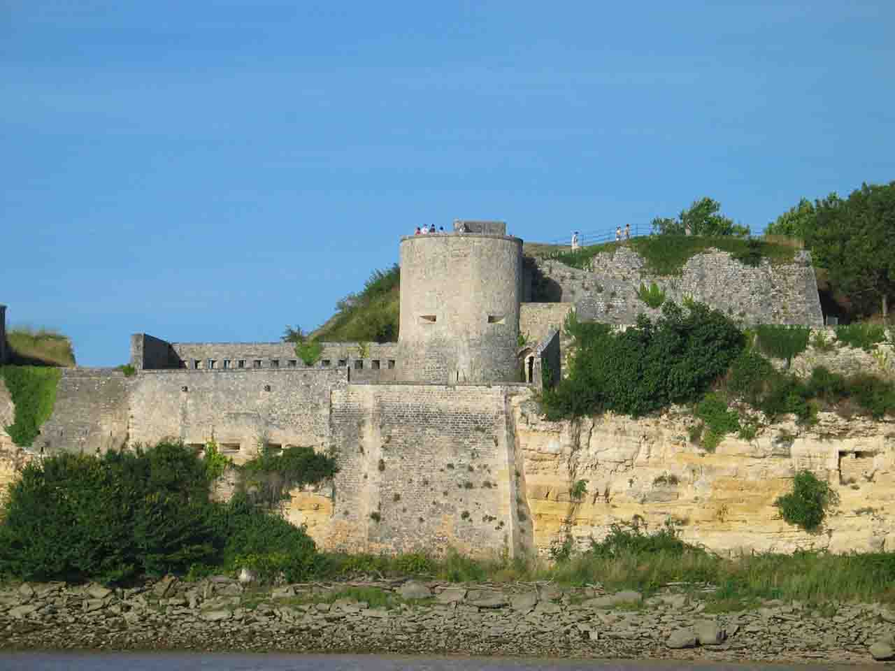 Blaye Citadel and Vauban's bolt